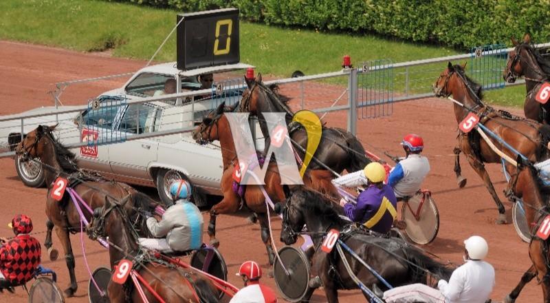 Prono quinté avec départ autostart à Enghien