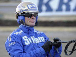 Bjorn Goop le meilleur driver suédois sera au sulky du favori de mon pronostic quinté